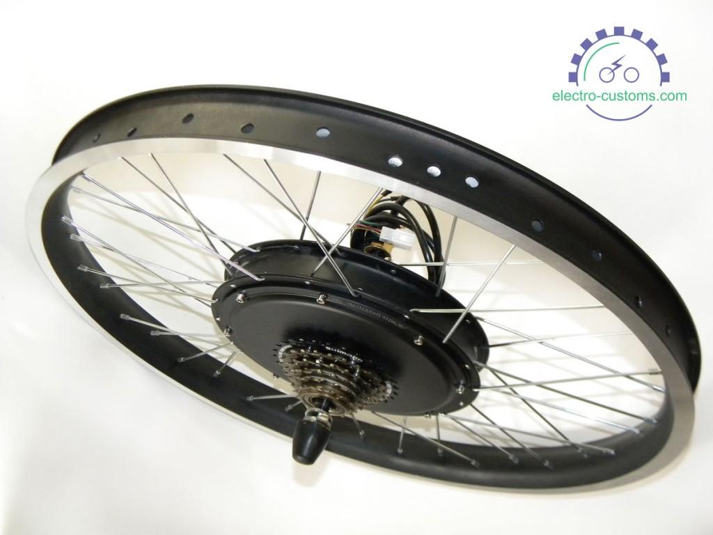 мотор колесо 1000w
