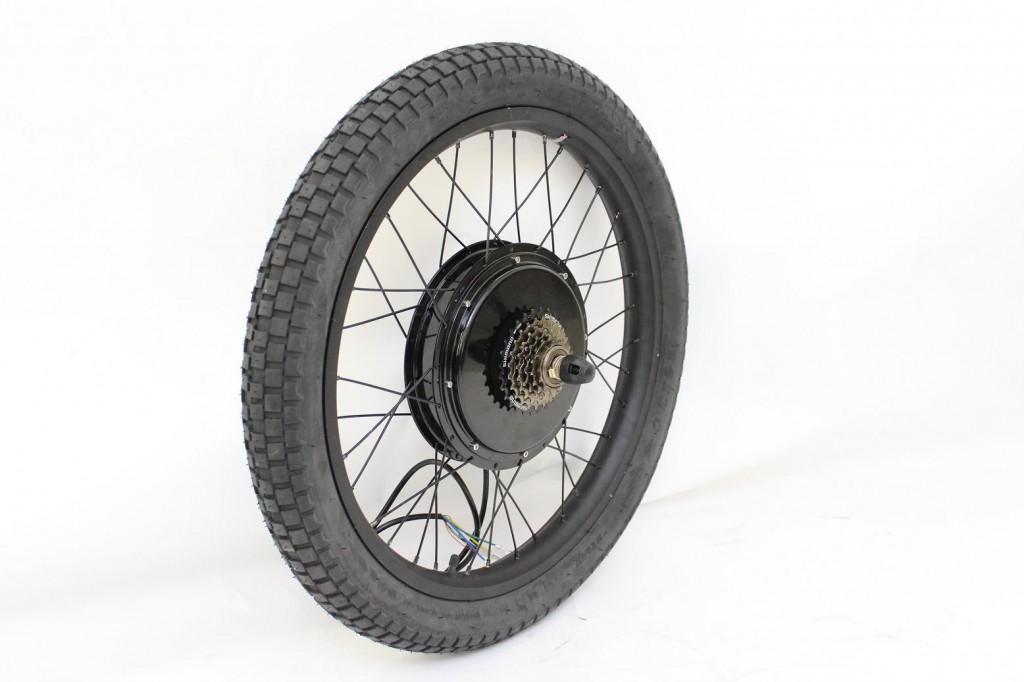 мощное мотор колесо 3000вт