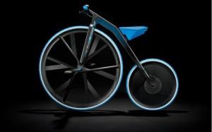 Электровелосипед Concept 1865