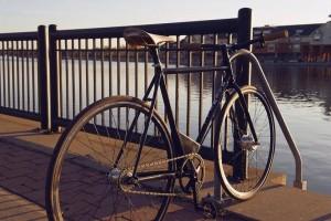 Электровелосипед от Троя Ренкина