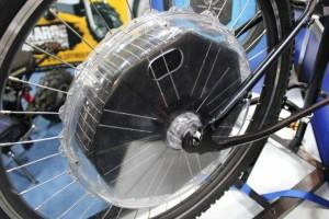 Электропривод Daymak на солнечных батареях
