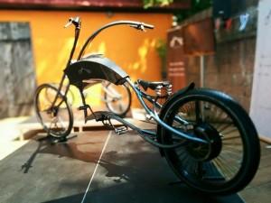 Ono Bikes смогла создать уникальный дизайн для электровелосипеда