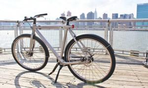 Умный смарт-велосипед из Голландии