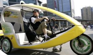 электро такси