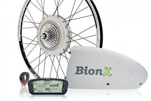 Система BionX для электровелосипеда