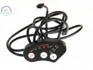 LED индикатор электровелосипед