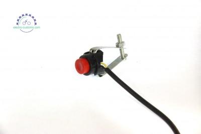 кнопка сигнала на электровелосипед
