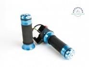 простая универсальная ручка газа электроскутера и электровелосипеда металлическая