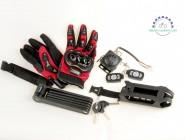 Набор аксессуаров электрического велосипеда для безопасности