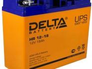 Мото аккумуляторы и стартерные аккумуляторы Delta