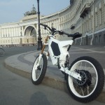 мощный электрический велосипед thunderbird