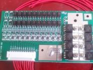 10S Li-ion BMS плата защиты 36В