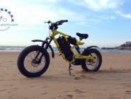 мощный электрический велосипед