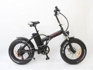 складной электрический велосипед