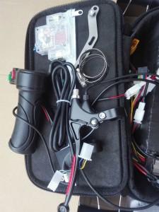 комплект электровелосипед переделка 1000вт