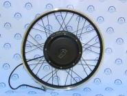 мотор колесо с прямым приводом 800вт 1000вт