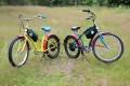 куизер электрический велосипед