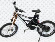электрический велосипед мустанг купить