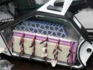 Аккумуляторы готовые Li-ion для пространственных рам